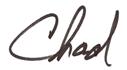 Chad- signature